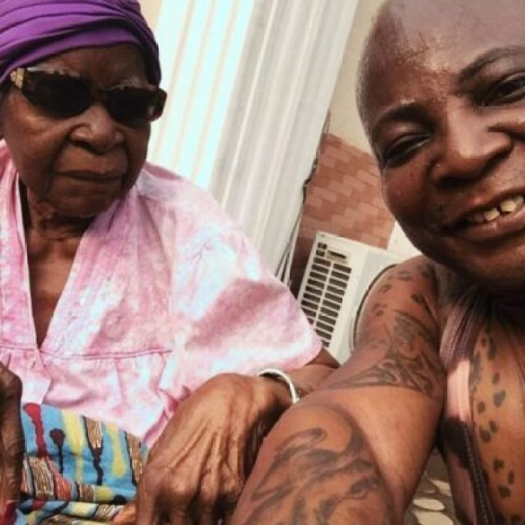 IMG_20190222_093143_152 Charly Boy Shares Emotional Moment With His 101-Year Old Mother (Video)