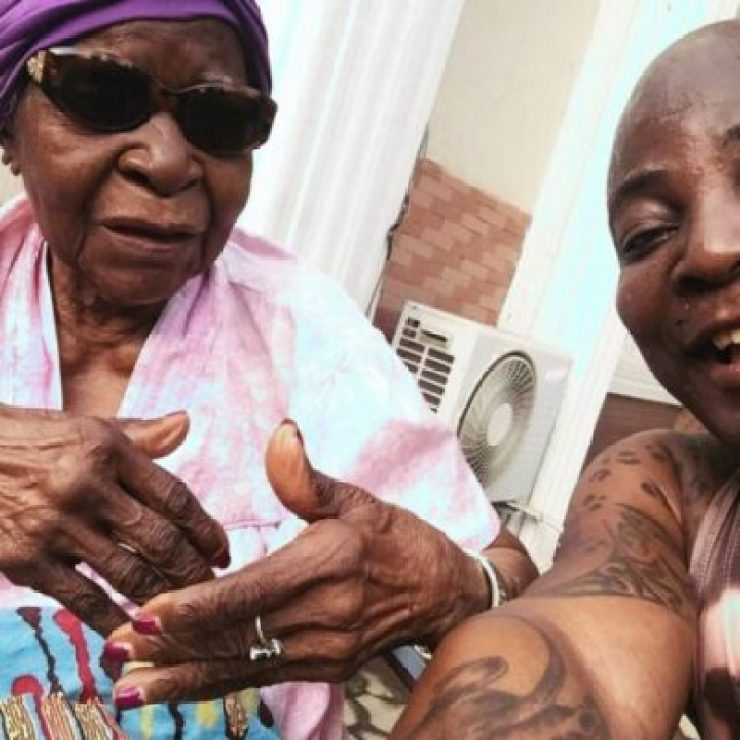 IMG_20190222_093155_544 Charly Boy Shares Emotional Moment With His 101-Year Old Mother (Video)