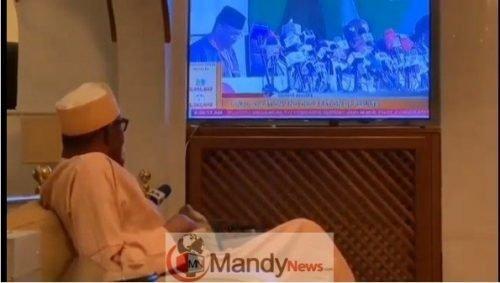 Screenshot_6-1 See Buhari's Reaction When He Was Announced Winner (video)