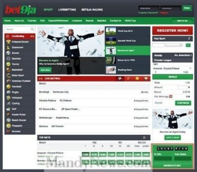 bet9ja mandynews - Free Sure Betting Code For Today