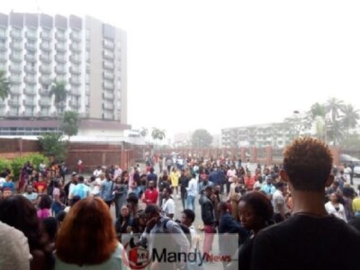 dytkmv9xqaacqso See The Large Crowd At BBNaija 2019 Auditions In Port Harcourt (Photograph, Video)