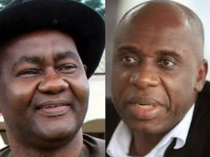 "images 15 - ""Amaechi Fainted & Was Put On Drip When Buhari Made Osinbajo VP"" - Senator Magnus Abe"