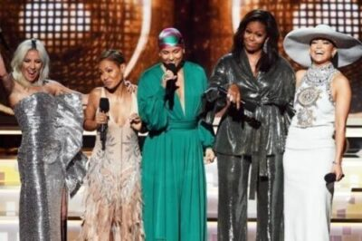 images 7607938694. - Michelle Obama Makes Surprise Grammy Award Appearance