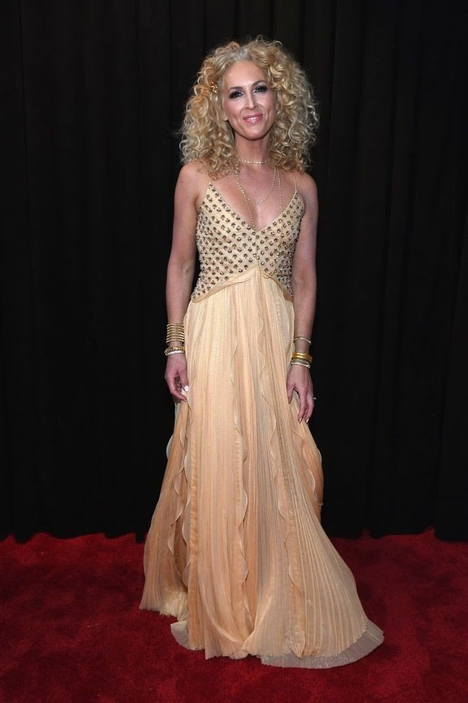 kimberly schlapman of little big town attends the 61st news photo 1097514042 15498435211031497524 - All Grammys 2019 Red Carpet Celebrity Dresses & Looks (Photos)