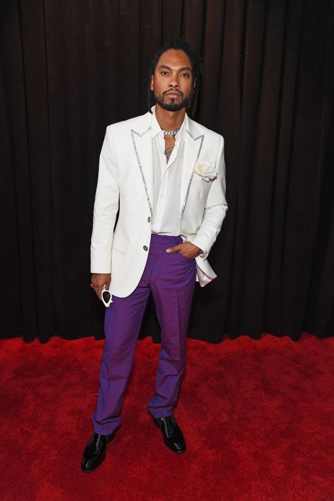 miguel-attends-the-61st-annual-grammy-awards-at-staples-news-photo-1097521796-15498441171299569155 All Grammys 2019 Red Carpet Celebrity Dresses & Looks (Photos)
