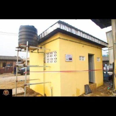screenshot2019 02 21 18 02 38 - Desmond Elliot Commissions Public Toilet In Lagos (Photos)
