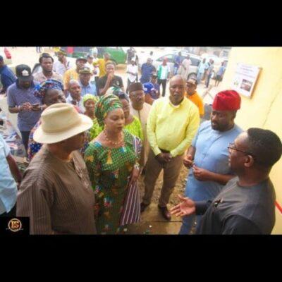 screenshot2019 02 21 18 02 48 - Desmond Elliot Commissions Public Toilet In Lagos (Photos)