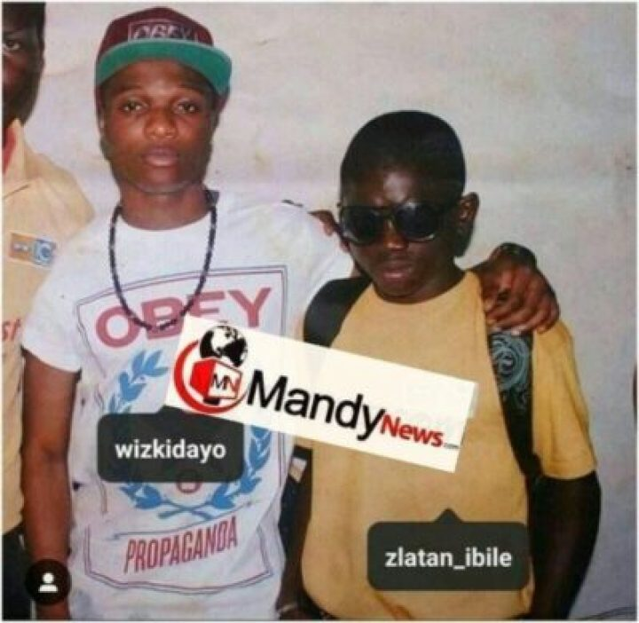 1553713075741 Epic Throwback Footage Of Wizkid And Zlatan Ibile