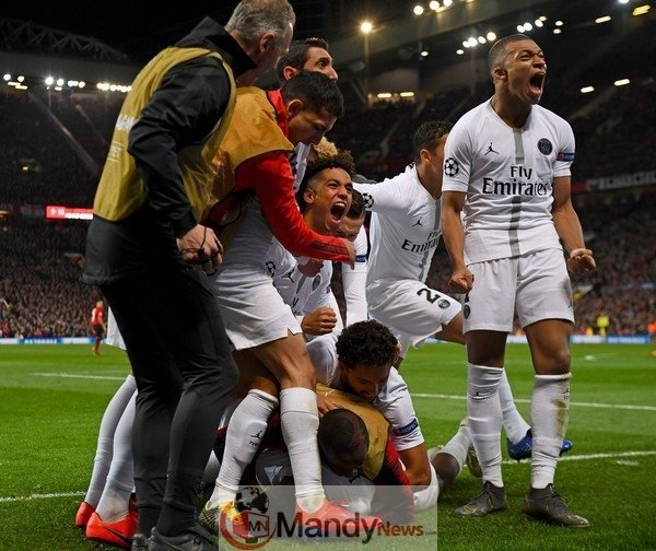 21c785cf-2cb8-49ba-9dad-e1f2824eb216 PSG vs Manchester United LIVE: Stream, Latest Updates From The Champions League