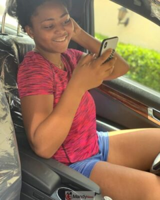 51770892 836722353341413 892457072290617354 n 819x1024 - See How Much Regina Daniels Acquires Her Newly Mercedes-Benz (Photos)