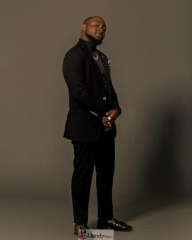 53435653_838286899844041_7932324732727485331_n Davido Looking Soft And Fresh In New Photos