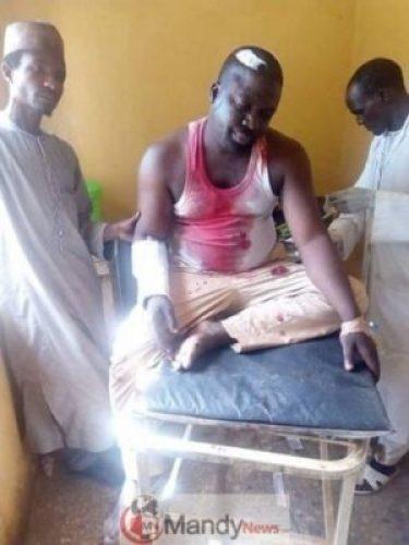 54520748_2037732166324552_2127534121910534144_n Kwankwasiyya Movement Chairman, Abdulrashid Panda Stabbed By Thugs In Kano