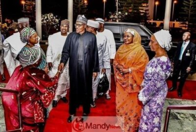 5c7be6d28857b - See Photos From President Buhari's Election Victory Dinner