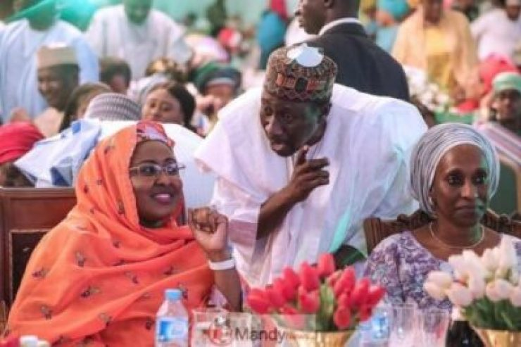 5c7be731f309d See Photos From President Buhari's Election Victory Dinner