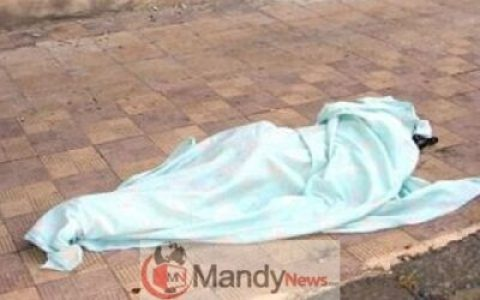 86522970 Constructing Collapses In Ghana, Kills 2-year-old Boy (Picture)