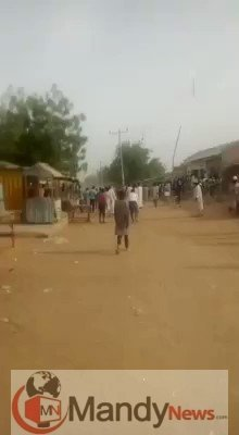 9036322_img20190323wa0009_jpege75dc560bdeb5726326068e9db43ff6e Kano Elections: People On The Run As Thugs Disrupt Polls (Photos,Video)