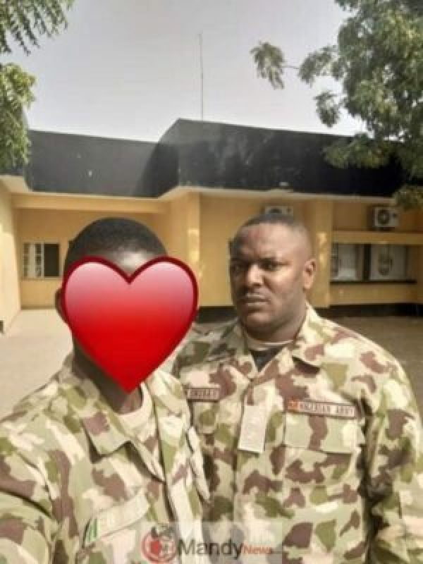 9043457_fbimg1553433916147_jpeg87424b357ab538ac695cd07daa5cfe13 Boko Haram Kills Nigerian Soldier Years After Killing His Brother In Borno (Pictures)