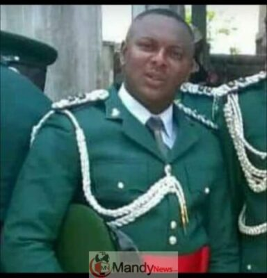 9043458 fbimg1553433913183 jpegdef16af4bed7a40dd6da96f7294fa133 - Boko Haram Kills Nigerian Soldier Years After Killing His Brother In Borno (Pictures)