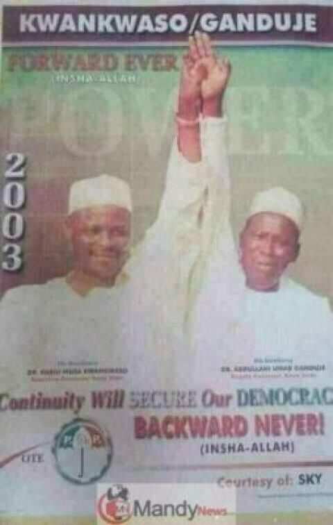 9044386_fbimg1553444536177_jpegb0d5d68d02b7d65123af82a64562d7ef Throwback Photograph Of Kwankwaso And Ganduje In 1999 And 2003