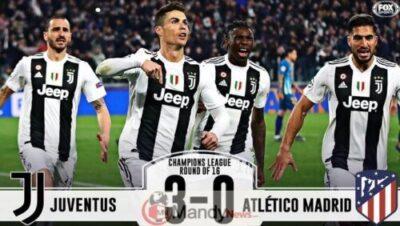 D1fV YKVYAAxg9z 1 - Juventus Vs Aletico Madrid 3-0 - All Goals & Highlights (Video)