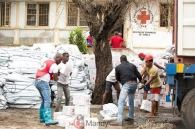 D2GkVmPWkAABDFx - About 3 Million People Affected By Cyclone Idai In Mozambique – UN (Photos)