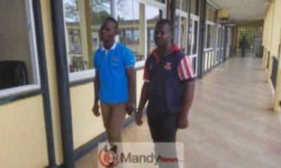 Charles Appiah & Manasseh Fumey