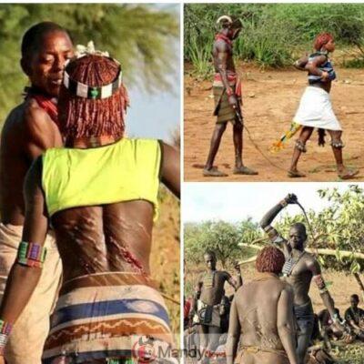 Ethiopian Women Beaten Before They Marry Photos - Ethiopian Women Beaten Before They Marry (Photos)