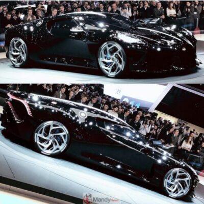 IMG 20190305 190335 192 - Bugatti Unveils La Voiture Noire, The Most Expensive New Car Ever Worth ₦6.8 Billion