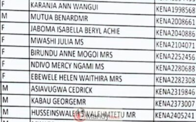 IMG 20190310 191127 206 - Names Of 152 Persons Who Died In The Ethiopian Airlines Crash