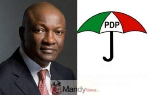 Jimi-Agbaje I'm Still A PDP Member - Jimi Agbaje
