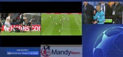 Man Utd penalty VAR PSG Champions League Rashford 1769766 - Man Utd Penalty: The Stunning Pictures That PROVE VAR Was Correct