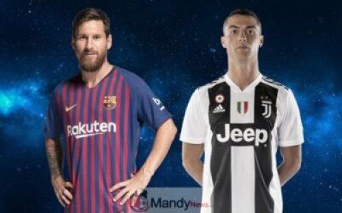 Messi-vs-Cristiano-Ronaldo Five Reasons Why Cristiano Ronaldo Is Better Than Lionel Messi