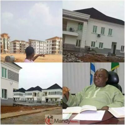 Pastor Oyedepo Finally Opens His Mega Real Estate Housing Project - Pastor Oyedepo Opens His Mega Real Estate Housing Project (Photos)