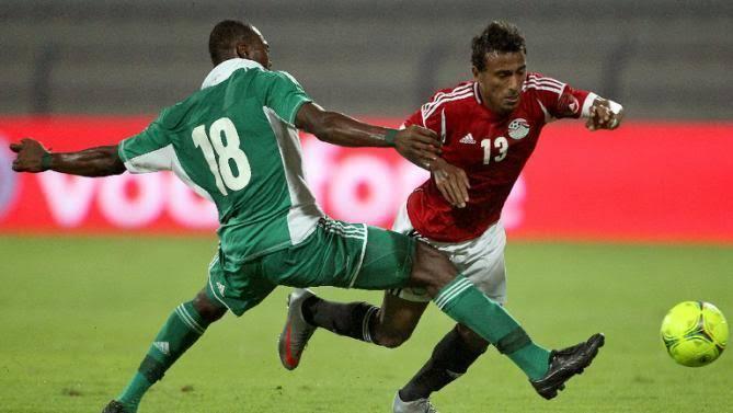 images 2 6 - Nigeria Vs Egypt: Worldwide Pleasant - 1 - 0 (Highlights Video)