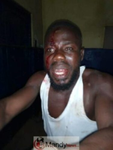 kidnappers-arrested3-495x660 1-Year-Old Kidnapped Boy In Ghana Rescued By SWAT Team (Photos)