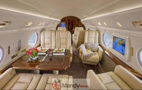 private-jet-1- 19 Celebrities Who Own Private Jets