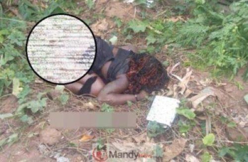 rape-killed-Abrepo-Kumasi Two Ladies Gang-R&ped And Killed Afterward At Kumasi, Ghana (Photos)