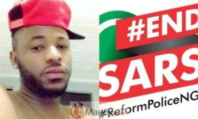 9094145 photogrid1554073782854 jpeg7d50fde538e889d329dfe6fdd48e7e10 - #EndSARS: Nigerians Protest On Twitter After A Young Man Was Killed
