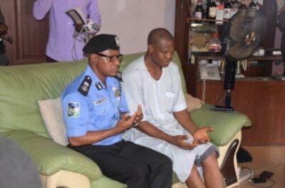 9103106 screenshot20190402122654 jpeg863b2568522def6b9109309feb540094 - Lagos Commissioner Of Police, Muazu Visits Kolade Johnson Household (Photographs)