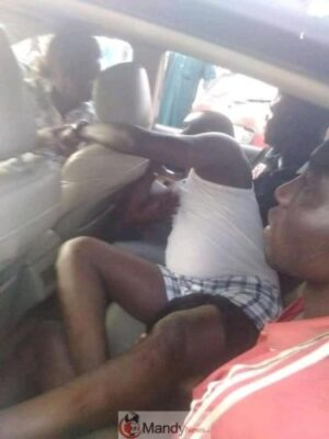 9104601 5452503713887438612655323886742349711147008n jpg5622d7d5b7b19f130b80c28fb308c89a - Armed Robbery Attack On Abuja-Kaduna Highway, Travellers Kidnapped (Photos)