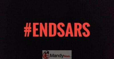 EndSARS logo - SARS Killings: No More Use Of Gun During Operations – Police IG