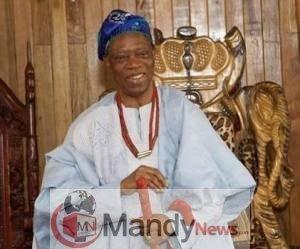 Oba Olateru - Olowo Of Owo, Oba Folagbade Olateru-Olagbegi Is Dead