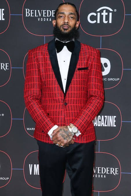 images-1 CCTV Captures Nipsey Hussle Being Shot Useless In Los Angeles (Images)