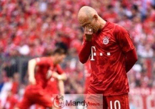 0_FC-Bayern-Munich-vs-Eintracht-Frankfurt-Germany-18-May-2019 Final Game In Bayern Munich: Franck Ribery And Arjen Robben Break Down In Tears