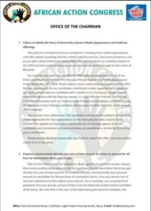 9384325_screenshot20190513151750drive_jpeg2127eee3f93c2595f011477ba7fe39f8 AAC Publishes Evidence Of Query And Suspension Of Leonard Ezenwa