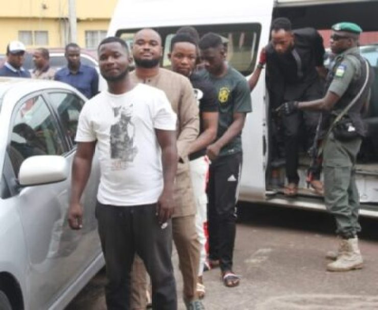 9447599_cd62165339ef90f78437c20eaf80aeb6_jpegffe74d83e53ee57bd0250c9d360e006b EFCC Arrests 8 Yahoo Boys In Lagos. See Them With Their Laptops (Photos)