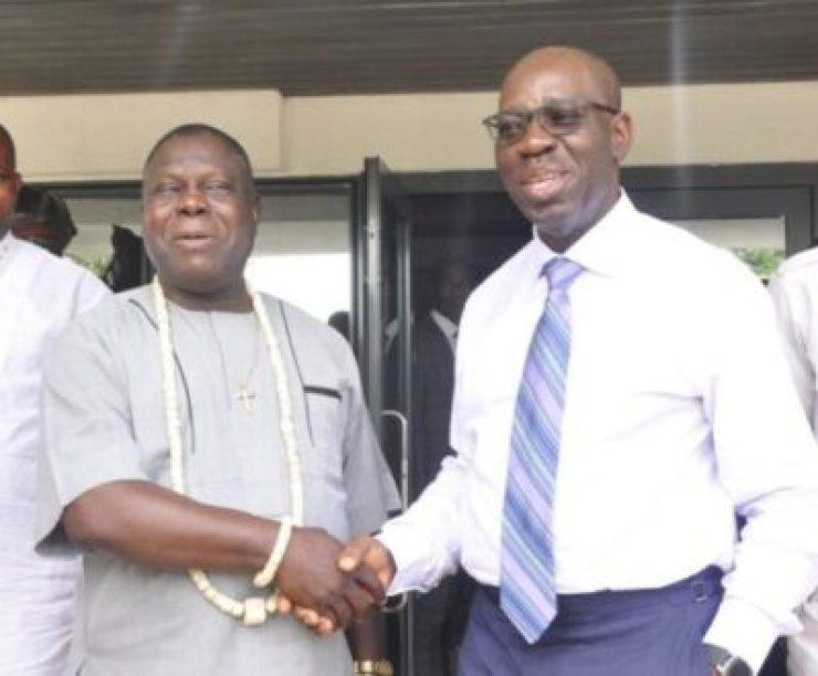 Adun Edo PDP Chieftain, Bob Izua Return To APC, Endorses Obaseki's Second Term