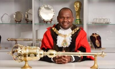 Ernest Ezeajughi The First Elected Black Mayor Of London