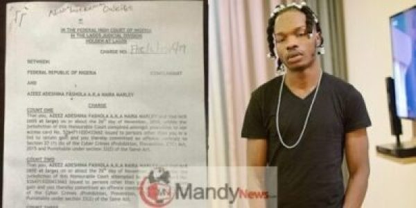 Naira-Marley-Signs-His-Charge-Sheet Naira Marley Signs His Charge Sheet Ahead Of His Arraignment On Monday (Pics)