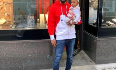 Patoranking And Daughter, Wilmer